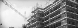 Web services for construction company