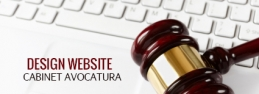 Web design for law office