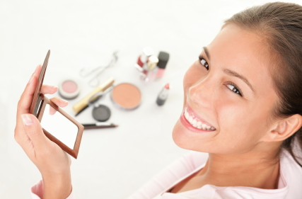 Create cosmetics onlineshop