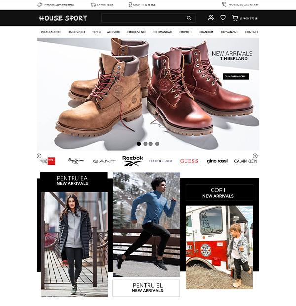 Designer shoes online store