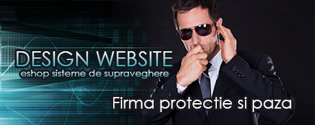 Site Design for Protection and Security Company