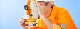 Geodesy and surveying firm website design