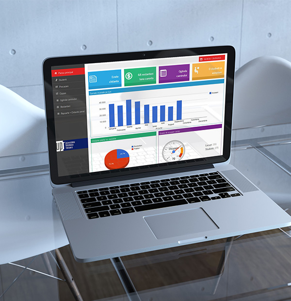 Students management software for universities